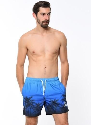 Hummel Mayoşort Mavi